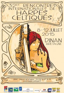 29eme rencontres internationales de harpe celtique