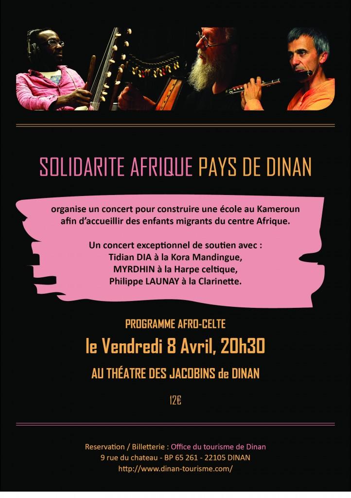 concert afrocelte